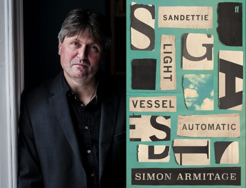 Applause for the Poet Laureate Simon Armitage