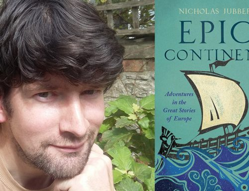 Epic Continent: Adventures in the Great Story of Europe