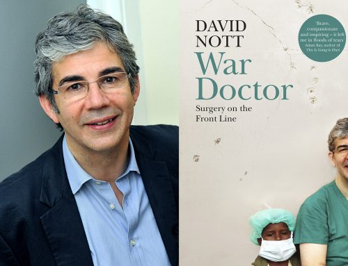 Dr David Nott: stories of courage and compassion