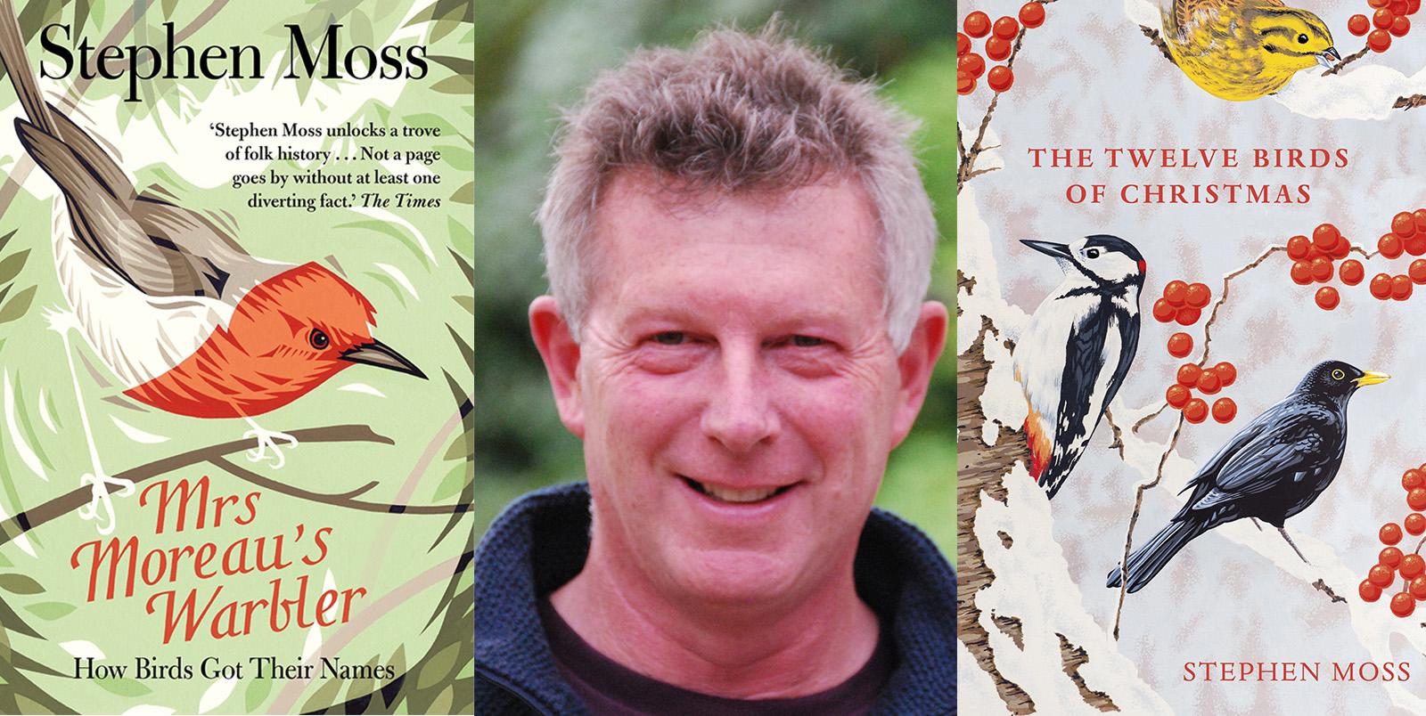 A festive bonus: The Twelve Birds of Christmas - Bridport Literary Festival