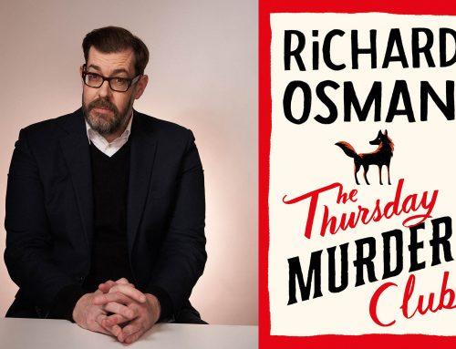 Richard Osman's murder mystery hits the spot