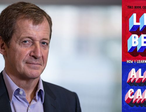 Alastair Campbell on Living Better