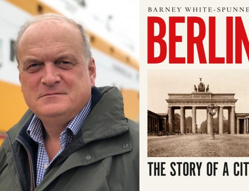 A story of tension and contradiction: Barney White-Spunner's Berlin